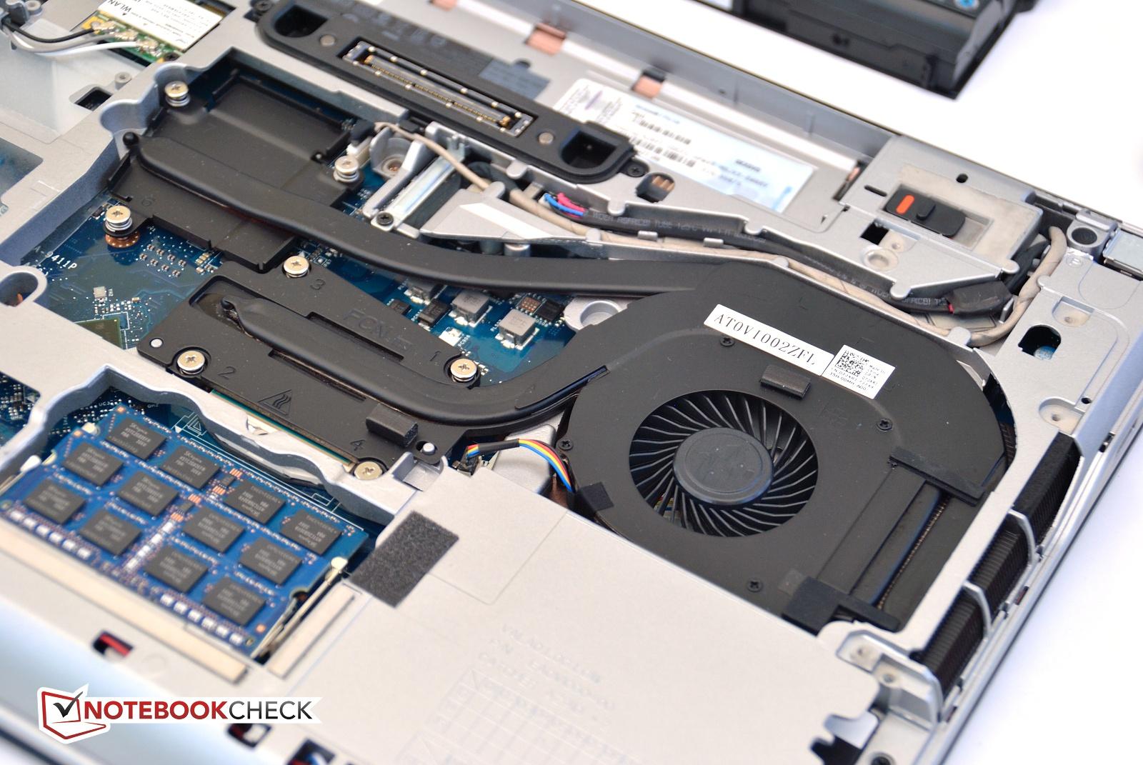 Recensione breve del Notebook Dell Latitude E6540 (i7-4800MQ