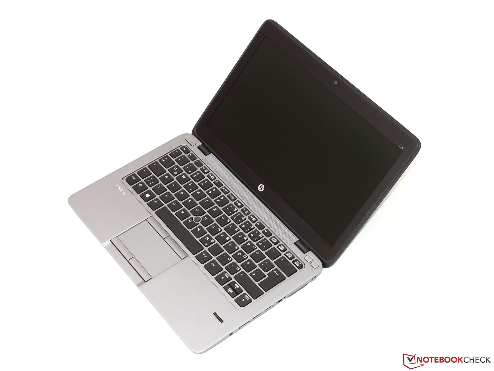 Recensione Breve Del Portatile Hp Elitebook 725 G2 J0h65aw Notebookcheck It