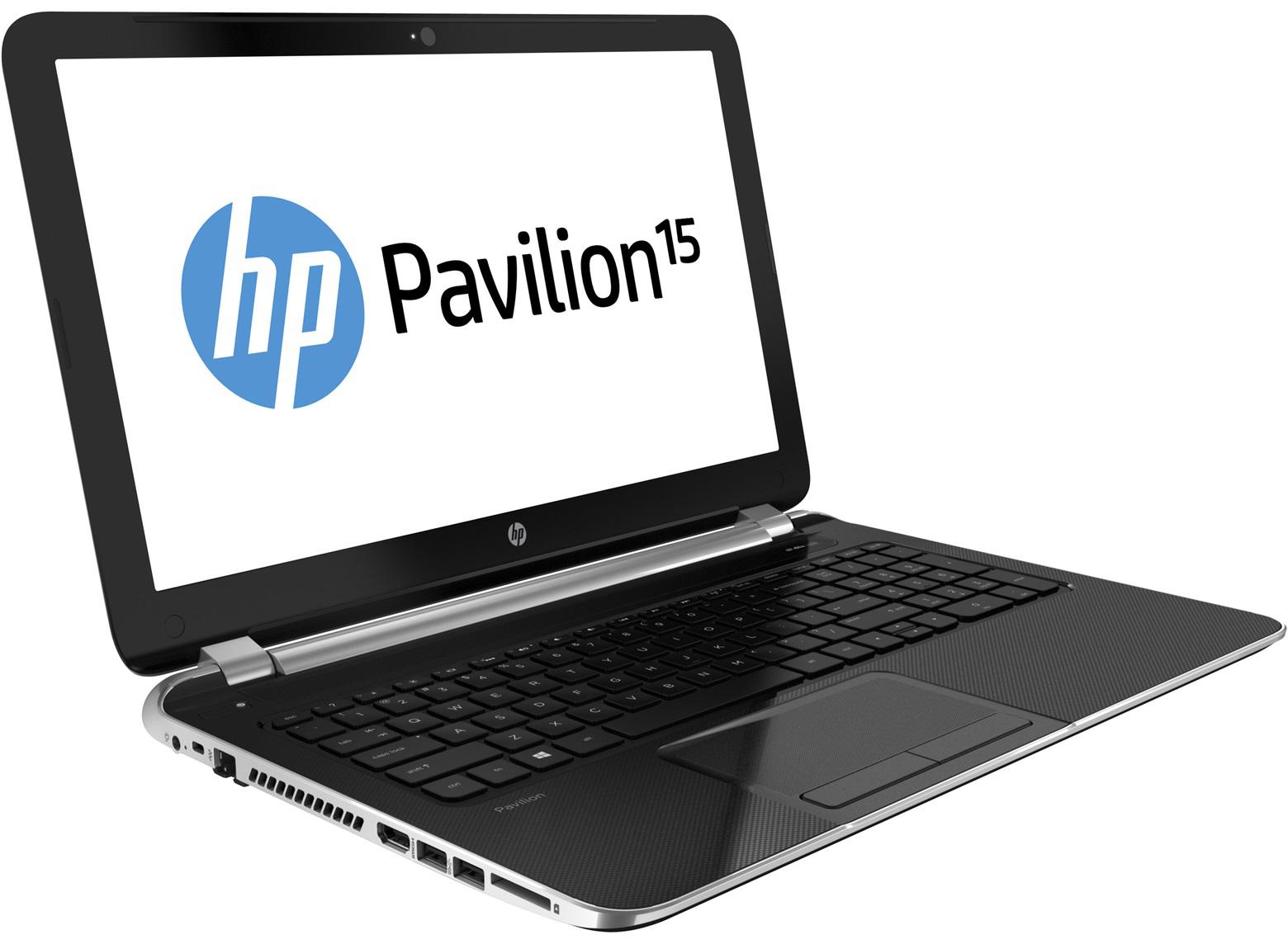 Ноутбук HP Pavilion 15-au128ur Z6K54EA (Intel Core i3-7100U 2.4 GHz/4096Mb/1000Gb/DVD-RW/Intel HD Graphics/Wi-Fi/Bluetooth/Cam/15.6/1366x768/Windows 10 64-bit)