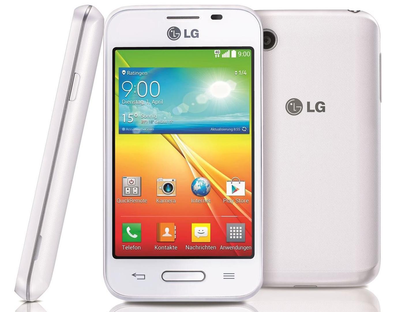 Recensione breve dello smartphone lg l40 for Smartphone piccole dimensioni