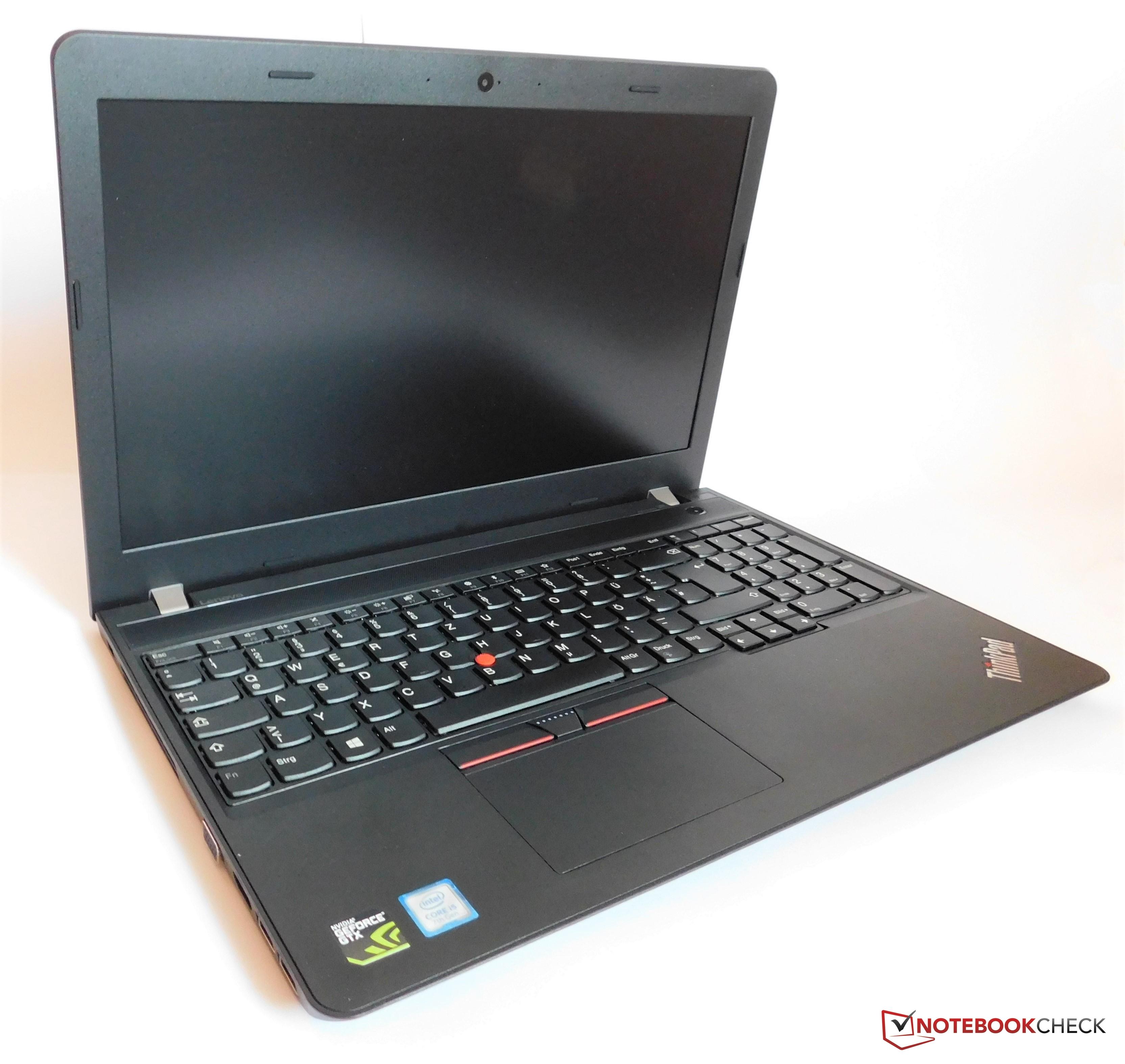 Recensione breve del portatile Lenovo ThinkPad E570 (Core i5