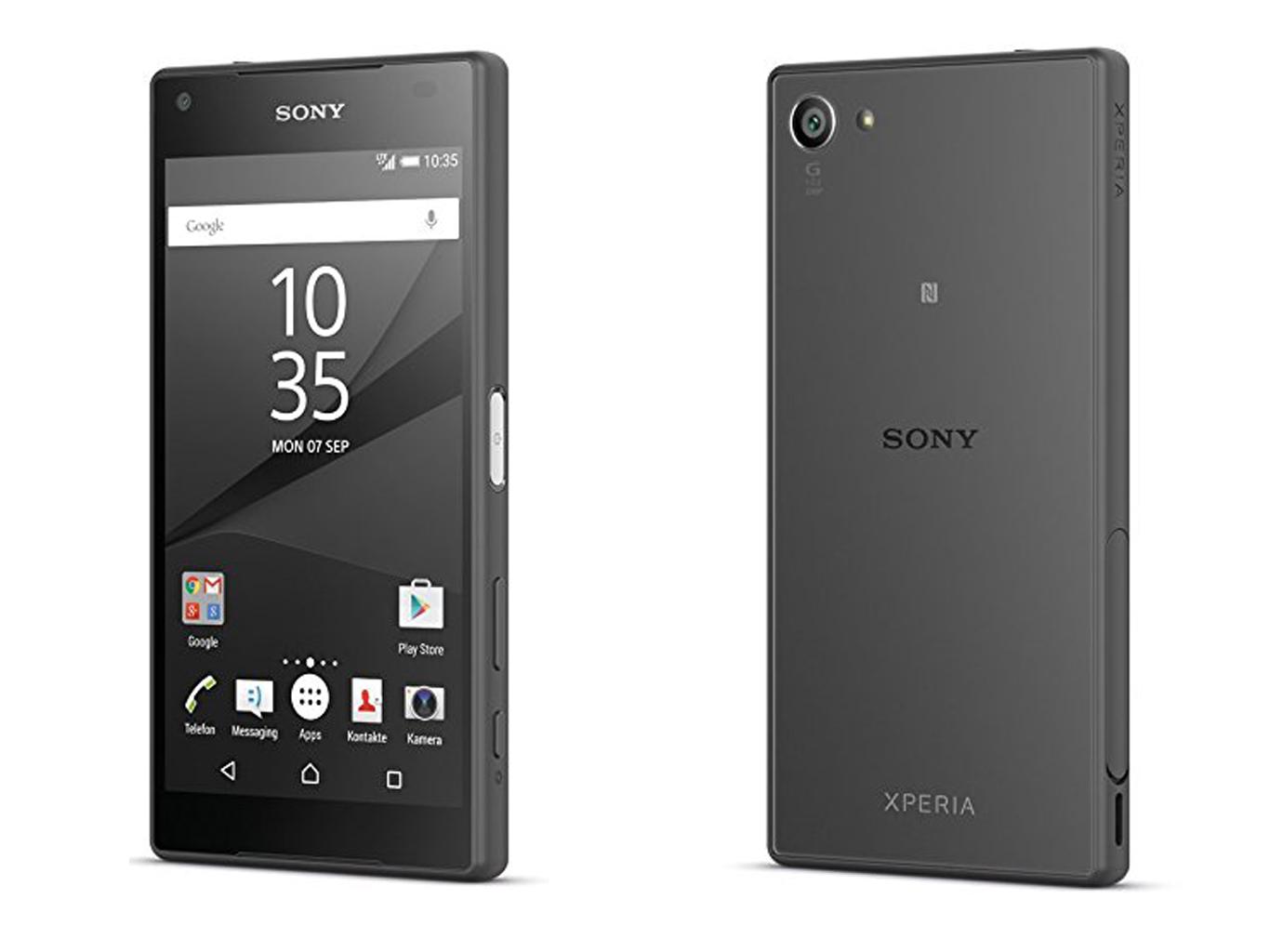 recensione breve dello smartphone sony xperia z5 compact. Black Bedroom Furniture Sets. Home Design Ideas