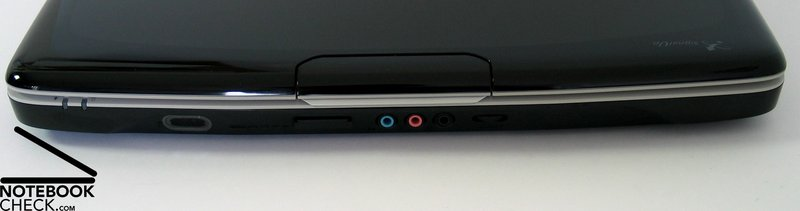 Notebook acer aspire 5920g recensione for Porta s pdif