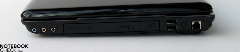 Recensione acer aspire 5930g notebook for Porta s pdif