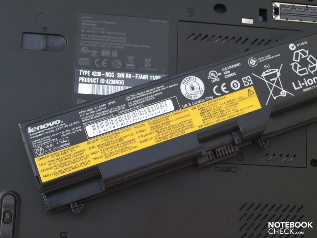 Recensione Lenovo Thinkpad T420 Notebook Notebookcheck It