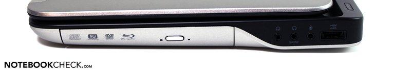 Recensione portatile dell xps 15 fhd for Porta s pdif