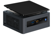 Recensione del Mini PC Intel NUC Kit NUC8i7BEH (i7-8559U)