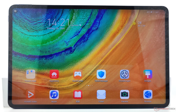 Recensione del tablet Huawei MatePad Pro (5G)