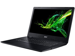 Recensione dell'Acer Aspire 3 A317-51G-72MD. Dispositivo di test fornito da: