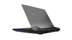 The MSI GT76 Titan is the most powerful desktop replacement laptop in the market. (Image Source: MSI)