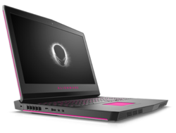 In review: Alienware 17 R4. Test model provided by Dell US