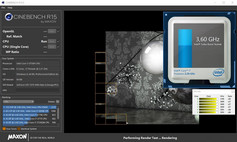 Multicore Cinebench