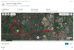 Garmin Edge 500: panoramica