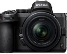 Nikon Z5 con kit lens 24-50mm f/4-6.3 (Image Source: Nikon)