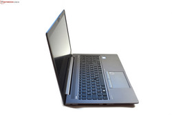Recensione HP ZBook 15u G5. Dispositivo di test fornito da Cyberport.
