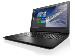 In review: Lenovo IdeaPad 110-15ACL 80TJ00H0GE. Test model courtesy of Notebooksbilliger.de