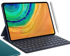 MatePad Pro in abbinamento a M-Pencil e Smart Magnetic Keyboard