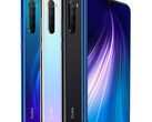 The Redmi Note 8 is yet to receive MIUI 12, unlike the Redmi Note 8 Pro. (Image source: Xiaomi)