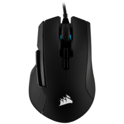 Corsair IronClaw RGB FPS/MOBA gaming mouse. Modello di test gentilmente fornito da Corsair India.
