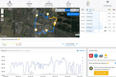 GPS test: Gigaset GS100 - Panoramica