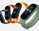 The Xiaomi Mi Smart Band 5 could be rebranded as the Amazfit Band 5 for the US market. (Image source: Xiaomi)