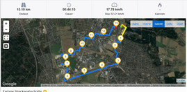 GPS Garmin Edge 520 – panoramica, secondo tentativo