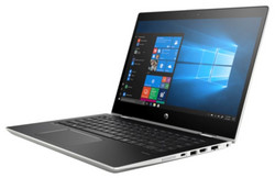 L'HP ProBook x360 440 G1 che abbiamo recensito. Dispositivo di prova cortesia di HP Germania.
