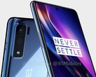 OnePlus 8 Lite (Image source: 91Mobiles)