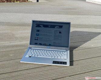 Recensione dell'Acer Swift 3 SF313 con processore Ice Lake