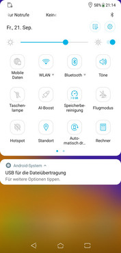Software Asus ZenFone 5 (2018) ZE620KL