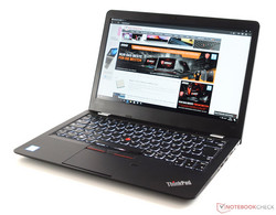 In review: Lenovo ThinkPad 13 (2017). Test model courtesy of Campuspoint.de