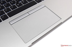 Il touchpad dell'HP EliteBook 840 G5