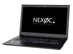 Nexoc G739. Test device provided by Nexoc Germany.