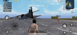 confronto immagine PUBG – iPhone X