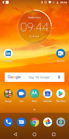 Software Motorola Moto E5 Plus