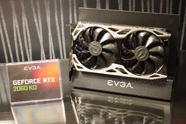 EVGA GeForce RTX 2060 KO (Source: Techpowerup)