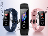 Recensione dell'Honor Band 5 Fitness Tracker