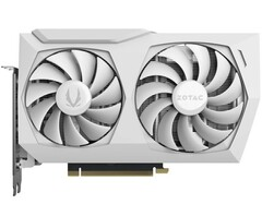 ZOTAC GAMING GeForce RTX 3060 AMP White Edition (Fonte: ZOTAC)