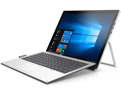 HP Elite x2 1013 G3 (2TT14EA). Modello fornito da HP Germany.