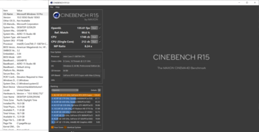 Cinebench R15 (Image source: Cinebench)