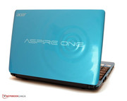 L'Acer Aspire One D270 è disponibile in diversi colori.