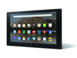 In review: Amazon Fire HD 10. Review sample courtesy of Amazon Germany.