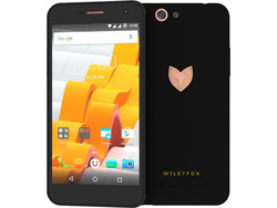 In review: Wileyfox Spark X. Test model provided by Wileyfox Germany.