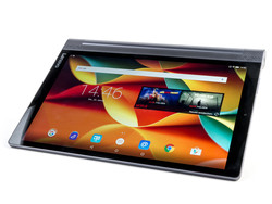 In review: Lenovo Yoga Tab 3 Pro 10 (YT3-X90L). Review sample courtesy of Notebooksbilliger.de