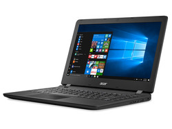 In review: Acer Aspire ES1-332-P91H; Test model provided by Notebook.de