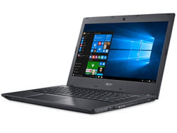 Dispositivo da lavoro con Full HD: Acer TravelMate P249-M-5452