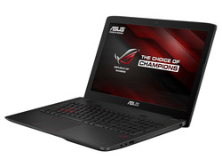In Review: Asus GL552JX. Test model courtesy of Notebooksbilliger.de