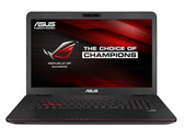 Recensione breve del notebook Asus GL771JW