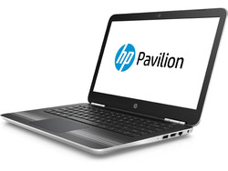 In review: HP Pavilion 14-al103ng. Test model courtesy of Cyberport.de