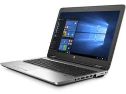 In review: HP ProBook 655 G2 T9X09ET. Test provided by HP Germany.